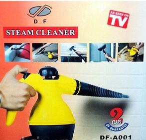 Отпариватель с функцией пароочистителя Steam Cleaner DF-A001, фото 2