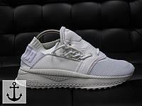 Мужские кроссовки PUMA IGNITE  кроссовки пума Игнайт белые  - Сетка,подошва  пена+резина,.Вьетнам,р:40-45 , фото 1