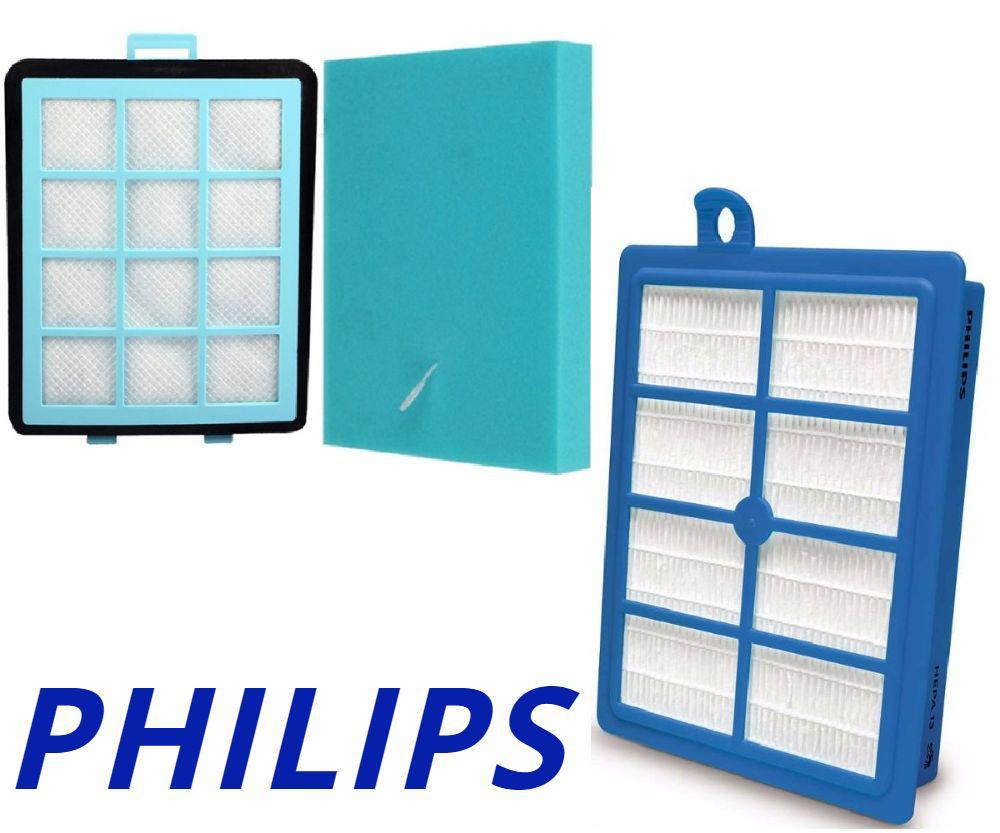 Philips fc9713, fc9714, fc8760, fc8761, fc8764, fc8766, fc8767, fc8769 PowerPro Expert hepa фильтры к пылесосу, фото 1
