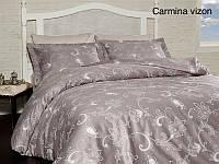 Постельное белье сатин First Choice (евро-размер) № Carmina Vizon, фото 1