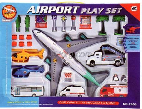 Игровой набор Аэропорт , фото 2