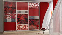 Каталог декоративной обработки фасадов для шкаф-купе тм АртМебель (пленка виниловая, снятие амальгамы для рисунков)
