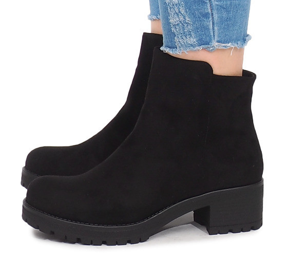 Женские ботинки Fritz