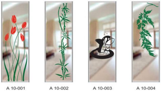Шкаф-купе Артмебель снятие амальгамы для рисунка, фото 1