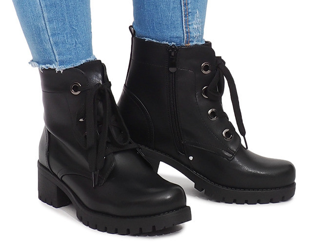 Женские ботинки Shuck