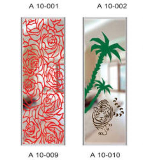 Шкаф-купе Артмебель снятие амальгамы для рисунка, фото 3