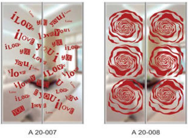 Шкаф-купе Артмебель снятие амальгамы для рисунка, фото 7