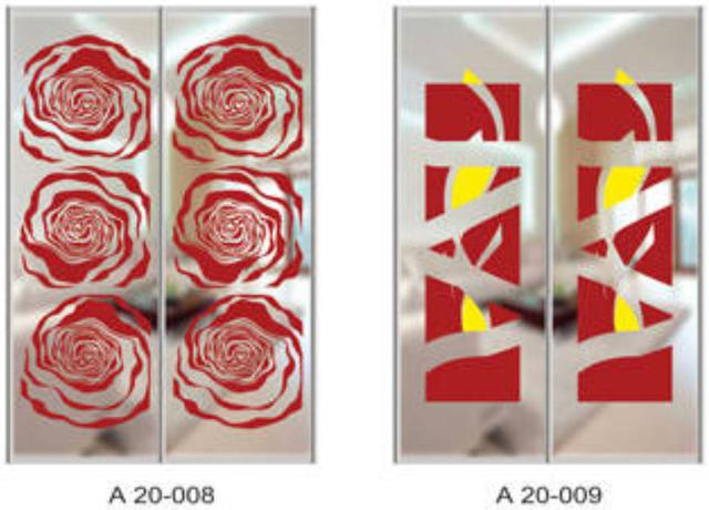 Шкаф-купе Артмебель снятие амальгамы для рисунка, фото 8
