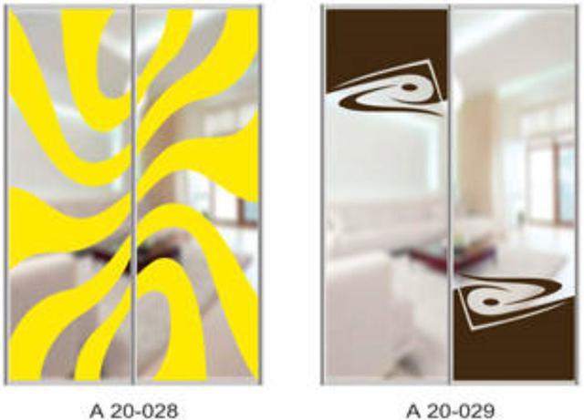 Шкаф-купе Артмебель снятие амальгамы для рисунка, фото 18