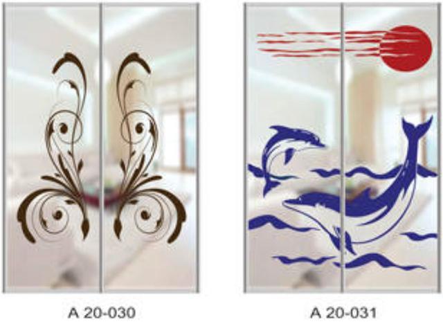 Шкаф-купе Артмебель снятие амальгамы для рисунка, фото 19