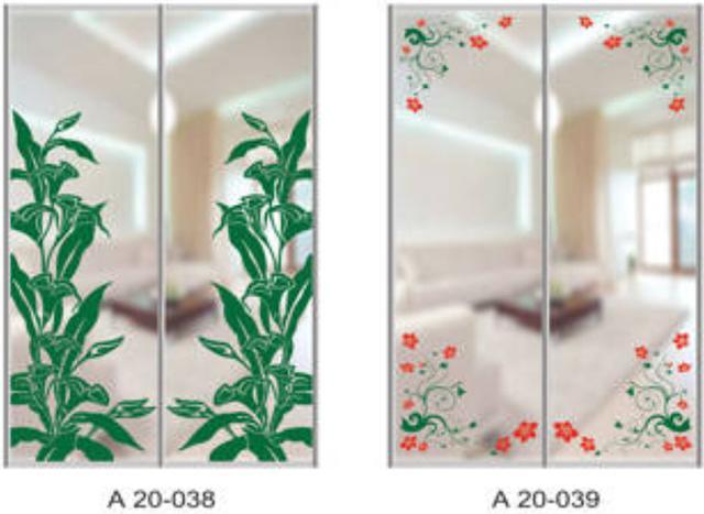 Шкаф-купе Артмебель снятие амальгамы для рисунка, фото 23
