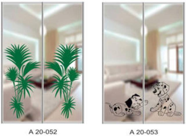 Шкаф-купе Артмебель снятие амальгамы для рисунка, фото 30