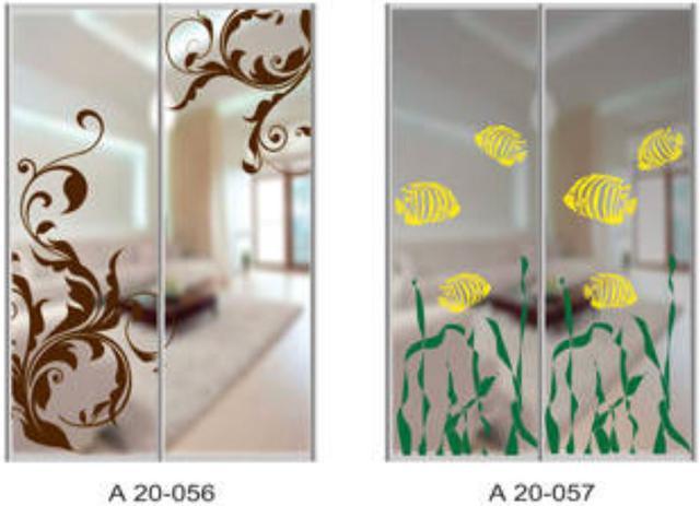 Шкаф-купе Артмебель снятие амальгамы для рисунка, фото 32