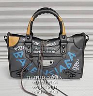 Кожаная сумка Balenciaga №2