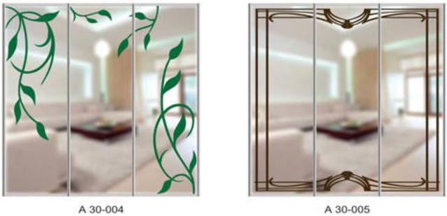 Шкаф-купе Артмебель снятие амальгамы для рисунка, фото 35
