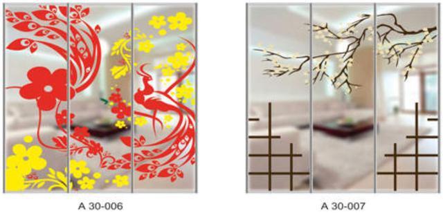 Шкаф-купе Артмебель снятие амальгамы для рисунка, фото 36