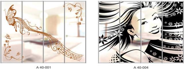 Шкаф-купе Артмебель снятие амальгамы для рисунка, фото 39