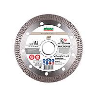Алмазный диск Distar 1A1R 125x1,4x10x22,23 Multigres 7D (11115494010)