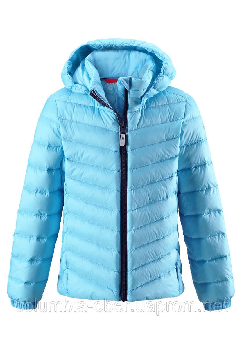 Куртка демисезонная для девочки Reima Fern 531284-6130. Размеры 104-152.
