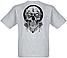 Футболка Skull with Eyes Skull Shape, фото 2