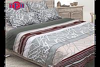 Комплект постельного белья семейный ТЕП Леон