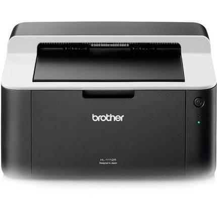 Принтер лазерный Brother HL-1112E (HL1112YJ1), фото 2