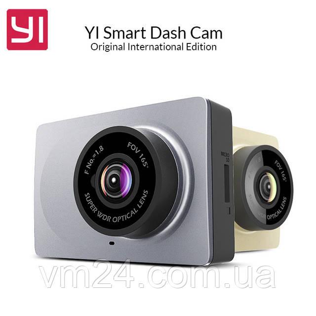 Відеореєстратор Xiaomi XiaoYi car DVR Gray-Оригінал (International Edition) 165°