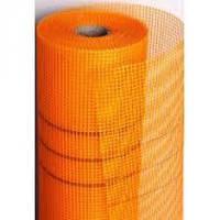 Сітка скловолокно Ансерглоб  помаранчева (1*50 м) 5*5   145  г/м.кв.