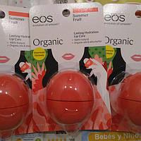 EOS, Бальзам для губ, летние фрукты, 0.25 унции(7 г)
