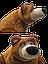 Медведь Мим 75 см, фото 2