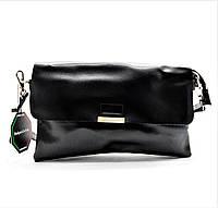Женская сумка-клатч черного цвета WMU-443060, фото 1