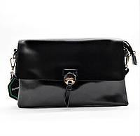 Женская сумка-клатч черного цвета WDU-443995, фото 1