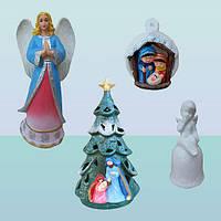 Фигурки для шопки Рождественский вертеп 6 d0115f74cb386