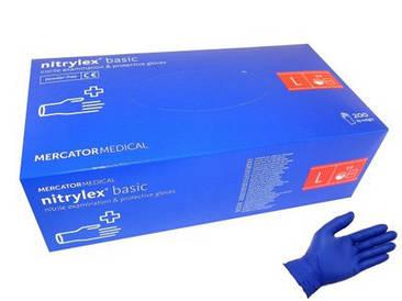 Перчатки нитриловые nitrylex
