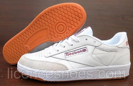 Мужские кроссовки Reebok Classic Club C85. Последняя пара 44-28.5см