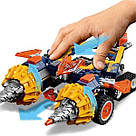 Конструктор Bela 10703 Нексо Найтс Бур-машина Акселя (аналог Lego Nexo Knights 70354), фото 2