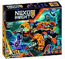 Конструктор Bela 10703 Нексо Найтс Бур-машина Акселя (аналог Lego Nexo Knights 70354), фото 3
