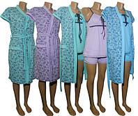 Еще больше цветов в серии Modern - выбирайте свою пижамку с халатом!