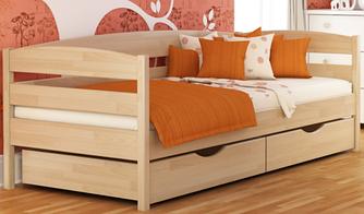 Дитяче ліжко купити з доставкою по Україні. Ліжка для дітей в ... d5a767521de8f