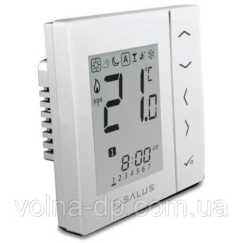VS10W Программируемый комнатный термостат 4 в 1 (белый)