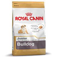 Royal Canin Bulldog Junior 3 кг - Корм для щенков породы английский бульдог до 12 месяцев