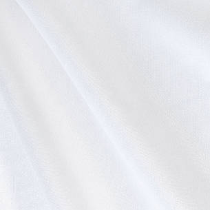 Скатерть диаметром 326см для круглого стола 180см Белая Италия, фото 2