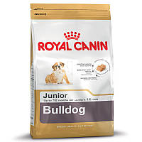 Royal Canin Bulldog Junior 12 кг - Корм для щенков породы английский бульдог до 12 месяцев