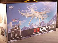 Квадрокоптер X5SW-1 режим FPV c WiFi Камера 2Mp 2.4Ghz