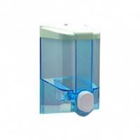 Дозатор жидкого мыла, прозрачный 500 мл S.1