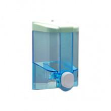 Дозатор жидкого мыла, прозрачный, 1л (s.4t)
