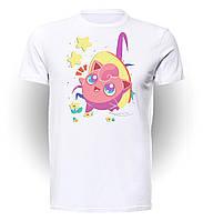 Футболка GeekLand Покемон Го Pokemon Go Adorable Fairy Type PG.01.097