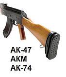 """Амортизатор (тыльник, затыльник) """"КАЛОША"""" Leapers UTG (США) для всех видов прикладов АК, фото 2"""