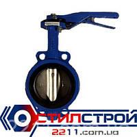 Затворы Баттерфляй, хромированный диск, Vitech  Ду 40