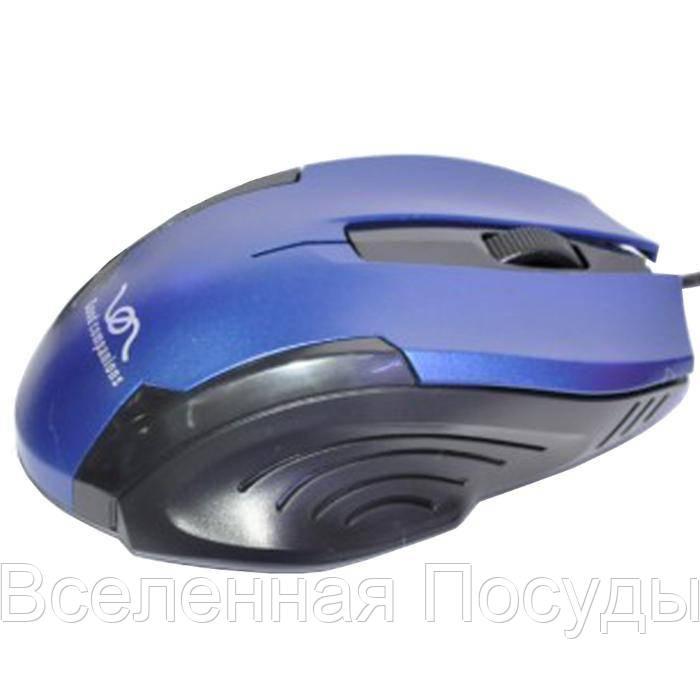 Мышь компьютерная проводная USB A110 / FC3020